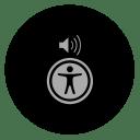 Utilities VoiceOver Utility icon