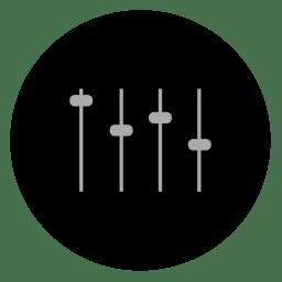 Utilities Audio MIDI Setup icon