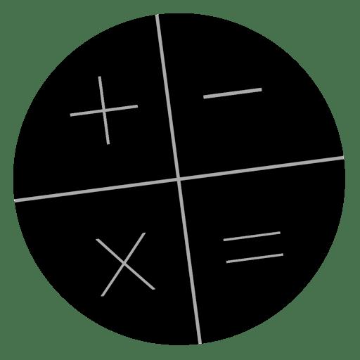 Calculator Icon | Dynamic Yosemite Iconset | ccard3dev