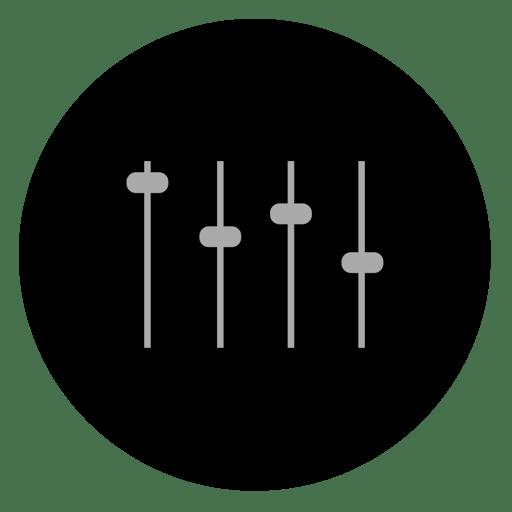 Utilities Audio Midi Setup Icon Dynamic Yosemite Iconset