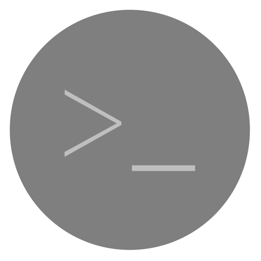 Utilities-Terminal icon