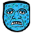 Aztec-mask-of-Xiuhtecuhtli icon