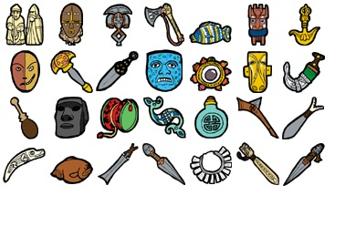 British Museum Icons
