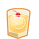Whiskey Sour icon