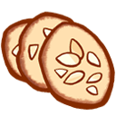 Tuiles aux amandes icon
