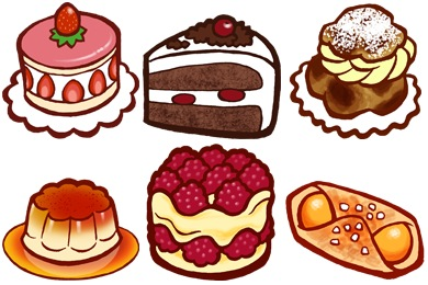 Patisserie Icons