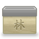 Folder Fonts icon