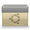 Folder Ubuntu icon