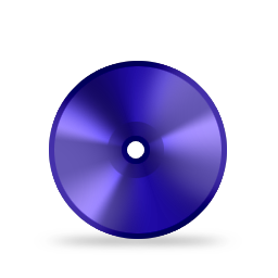 Disk DVD Blu icon