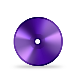 Disk DVD R icon