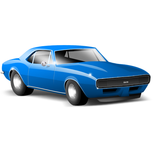 Similar icons with these tags: camaro car transport vehicle auto: www.iconarchive.com/show/classic-cars-icons-by-cemagraphics/camaro...