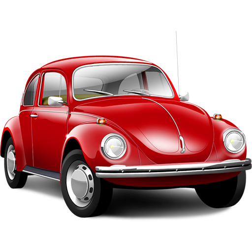 vw beetle icon