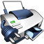 Printer Network icon