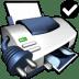 Printer-Default-Network icon