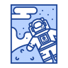 Astronaut icon