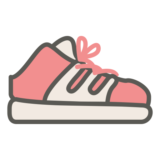 Wedge-sneaker icon