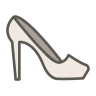 High-heel icon