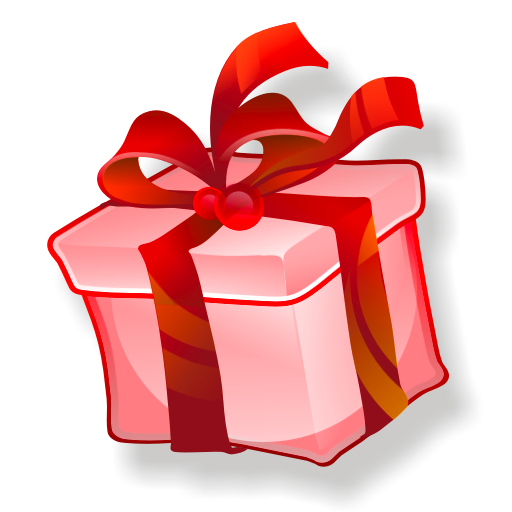 Regalo icon happy xmas iconset chicho21net for Regalo mobile tv