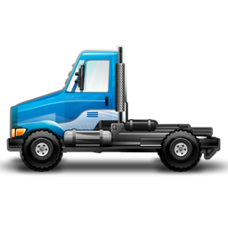 Dura Truck blue icon