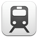 Train schedule icon