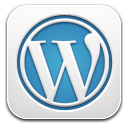 Wordpress 3 icon