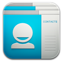 Contacts ics icon