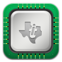 cpu TexasInstruments icon