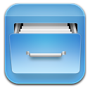 filecab blue icon