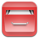 filecab red icon