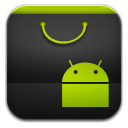 Market ics black icon