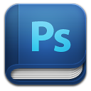 photoshop book icon