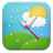 weather clock 2 icon