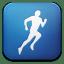Run Keeper icon