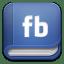 Book-facebook icon