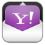 Email-yahoo icon