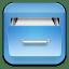 Filecab blue icon