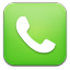 Phone-green icon