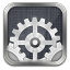 settings iOS 4 icon
