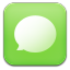 sms green icon