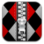 Zip pattern icon