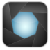 Aperture-black icon