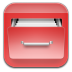 http://icons.iconarchive.com/icons/chrisbanks2/cold-fusion-hd/72/filecab-red-icon.png