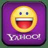 Yahoo-Messenger-alt icon