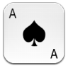 Ace-of-spades icon