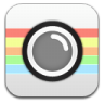 Camera-cartoon icon