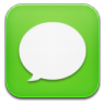 Message-green icon