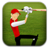 Stick-cricket icon
