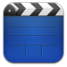 Videos-blue icon