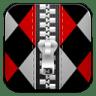 Zip-pattern icon