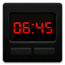 clock alarm icon